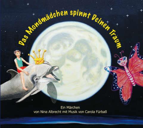 Hörbuch Abschnitt 1 Bild 2 Mondmädchen_Cover